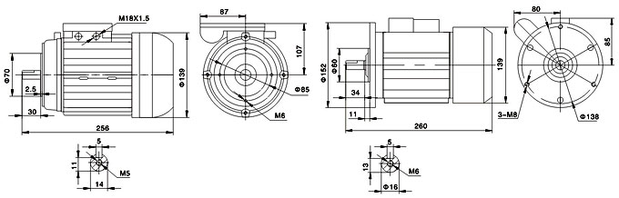 yy系列单相电容运转异步电动机适用于起动转要求较低